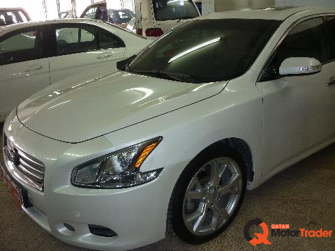 2013 Nissan Maxima For Sale In Doha Q Motor Trader Http