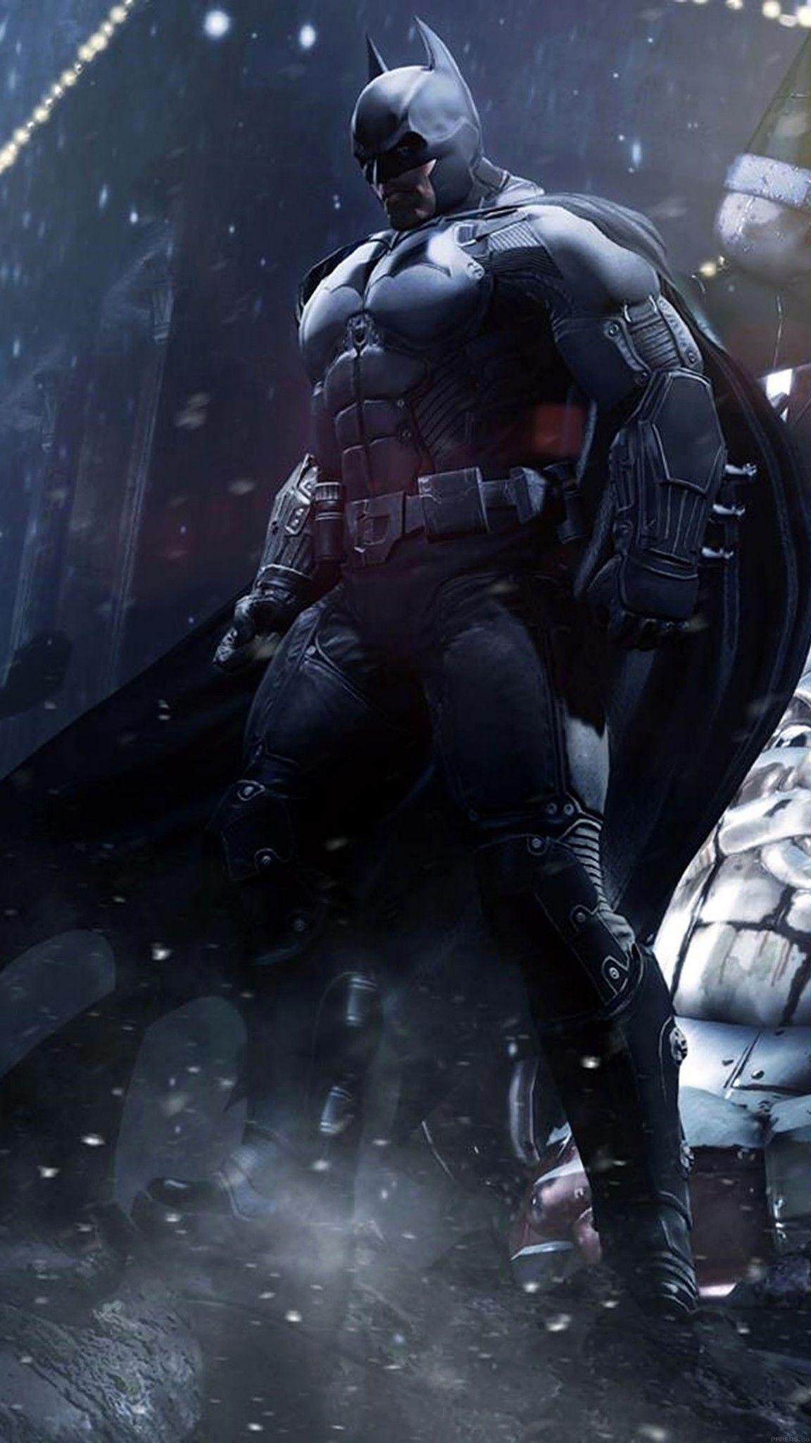 Batman Arkham Origins Wallpaper • Deviantart Batman