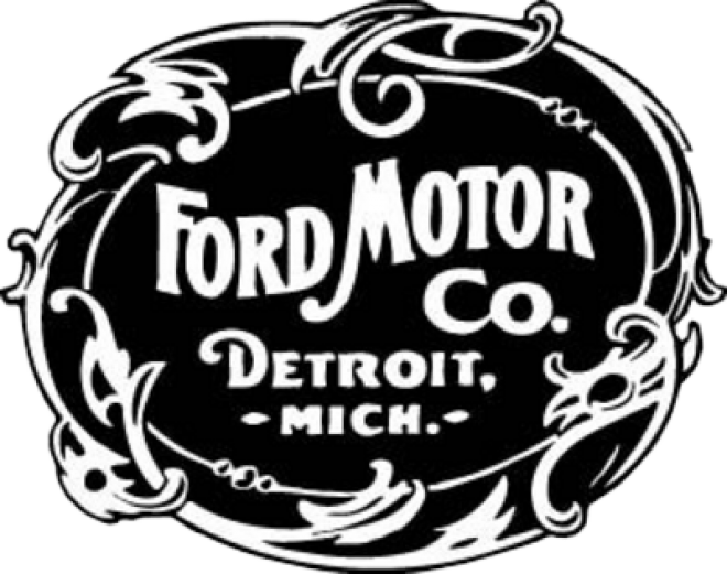 Old Ford Logo 1903