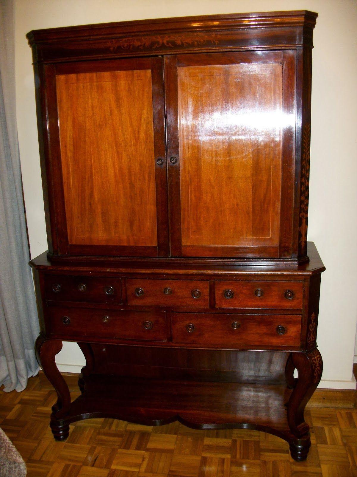el blog de la restauracin de muebles isabelinos