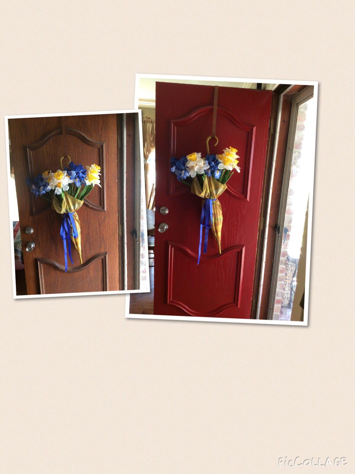 #DIY paint ur front door!