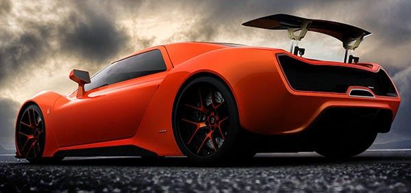 Men's Corner: Trion SuperCars Nemesis 2016