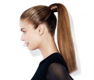 queue de cheval ultra lisse le tuto coiffure pour la r aliser tuto femina hair braids et. Black Bedroom Furniture Sets. Home Design Ideas