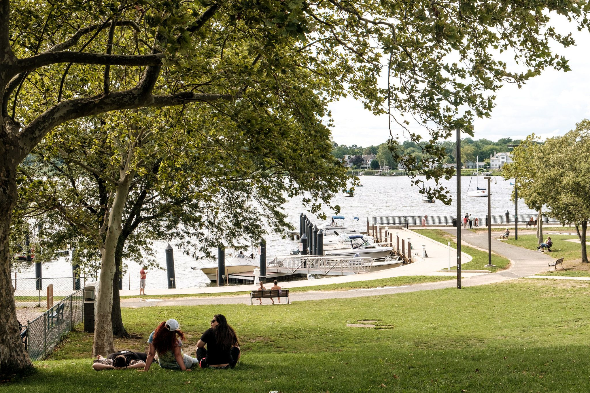 Living in Red Bank, N.J. Navesink, Rumson, River
