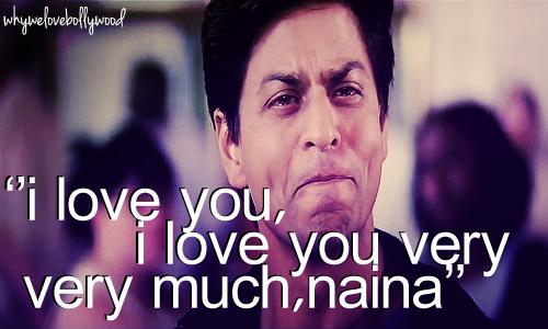 http://whywelovebollywood.tumblr.com/ Kal Ho Naa Ho <3 | Bollywood ...