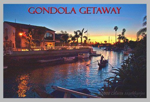 Gondola Getaway Cruises In The Cs Of Naples