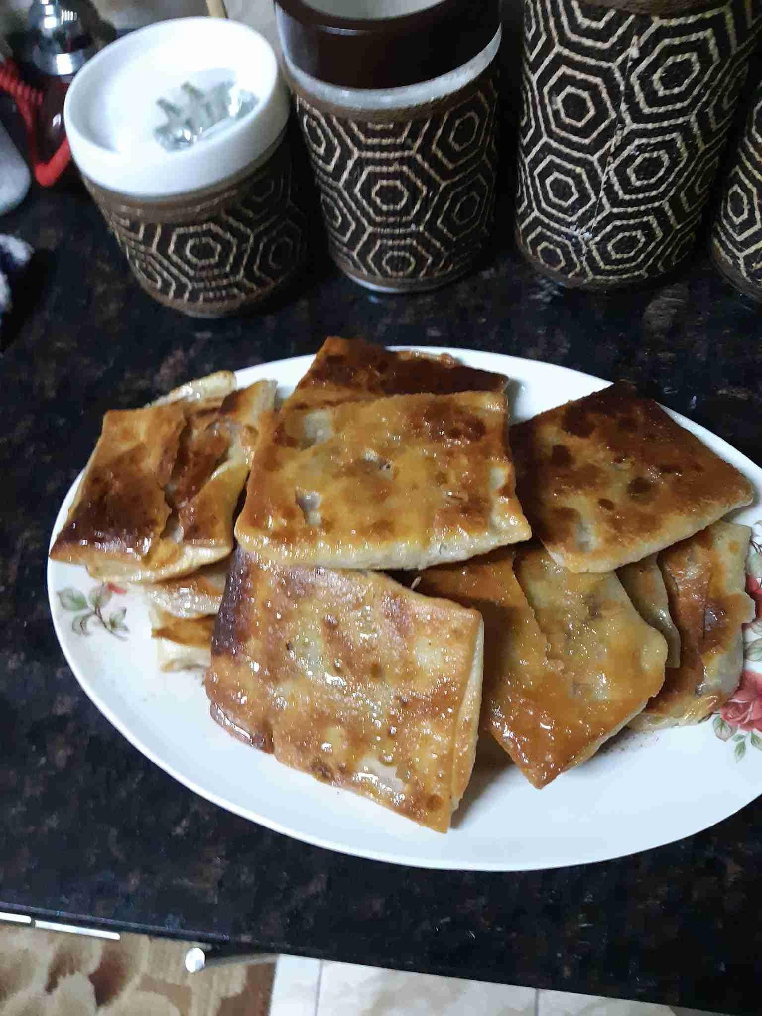 طريقة عمل المطبق الفلسطيني بالجوز والقرفة زاكي Palestinian Food Food Recipes