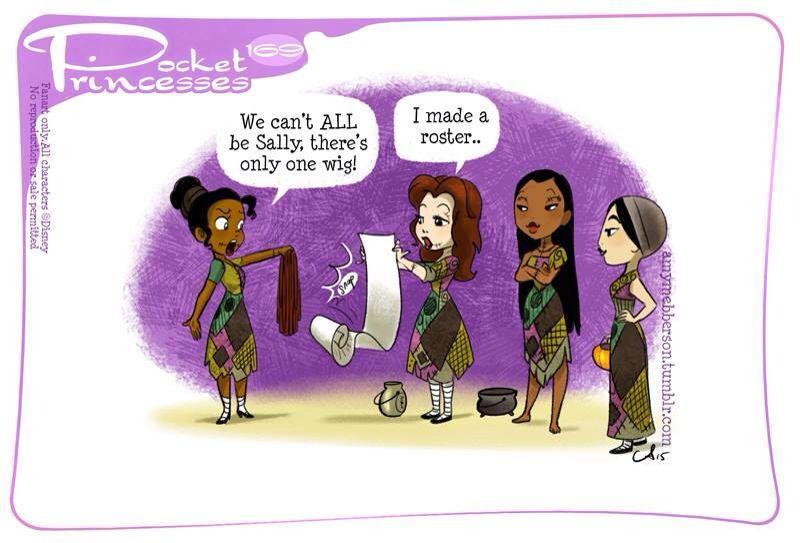 Pocket Princesses: #169 #pocketprincesses
