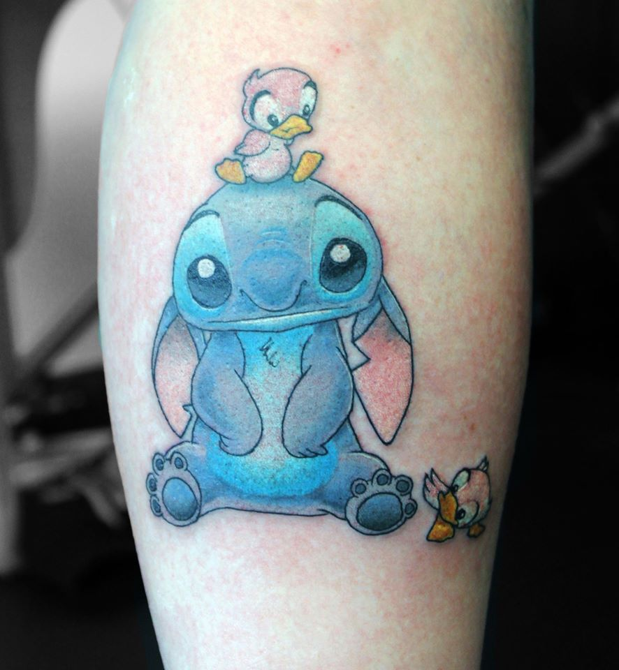 Lilo And Stitch Stitch Liloandstitch Tattootom Tattoo Disney