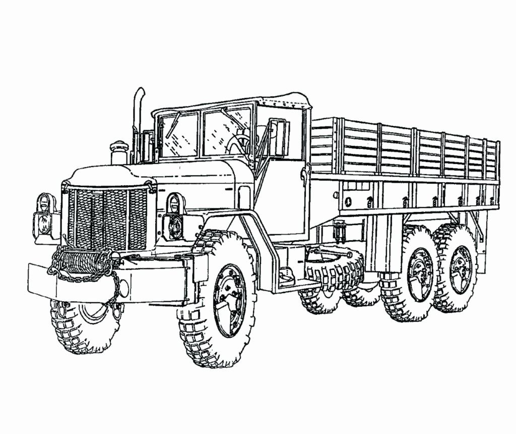 Military Branch Coloring Pages In