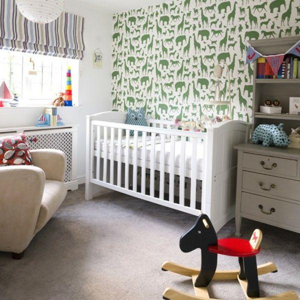 Deko Ideen Thematisch Babyzimmer Gestalten Einrichten
