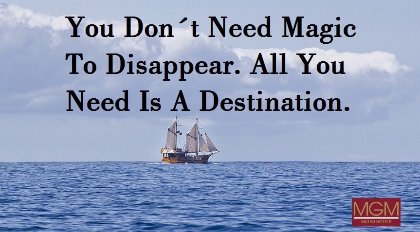 Sailing Traveling Quotes: #magic #disappear #relax #escape #holiday #portugal #spain