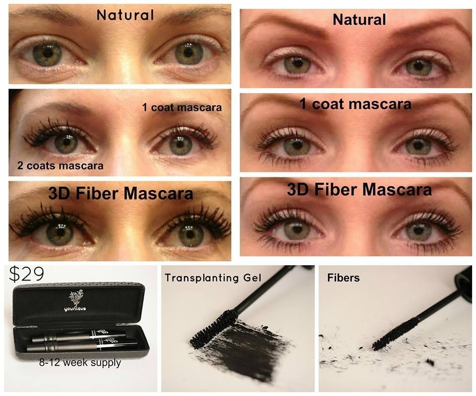 Younique 3D Fiber Mascara....Selling fast, the best mascara on the