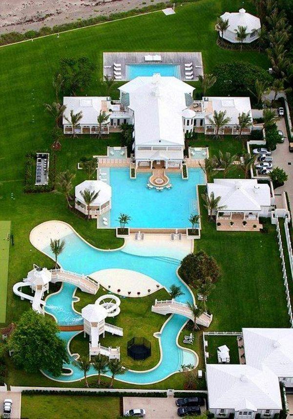 Hervorragend Poolgestaltung Im Garten - Wohndesign - DR82