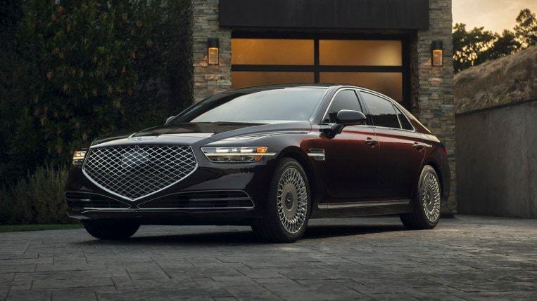2020 Genesis G90 Vs 2020 Acura Rlx Comparison Kelley Blue Book Enterprisersuite In 2020 Luxury Sedan Hyundai Genesis Sedan