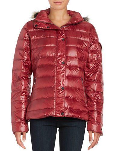 Marmot Hailey Quilted Jacket Women's Brick Medium