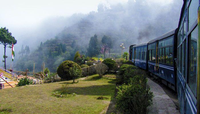 Top 5 train journeys in India