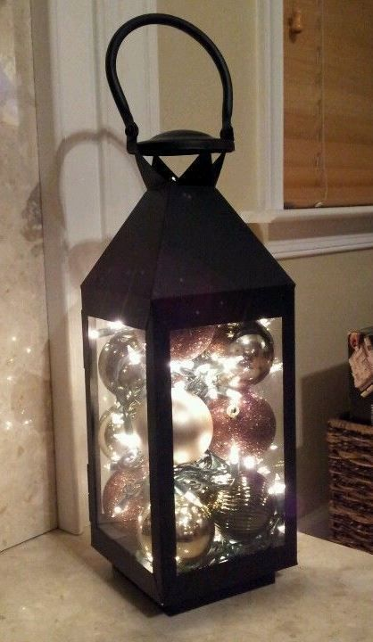 21 Super Awesome DIY Outdoor Christmas Decorations Ideas! Crafty