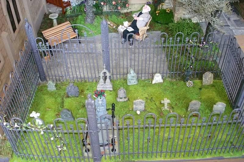 Graveyard in All Saint's Church