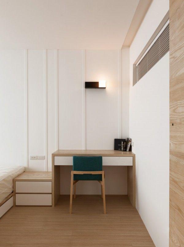 Modern Apartment Design Maximizes Space Minimizes