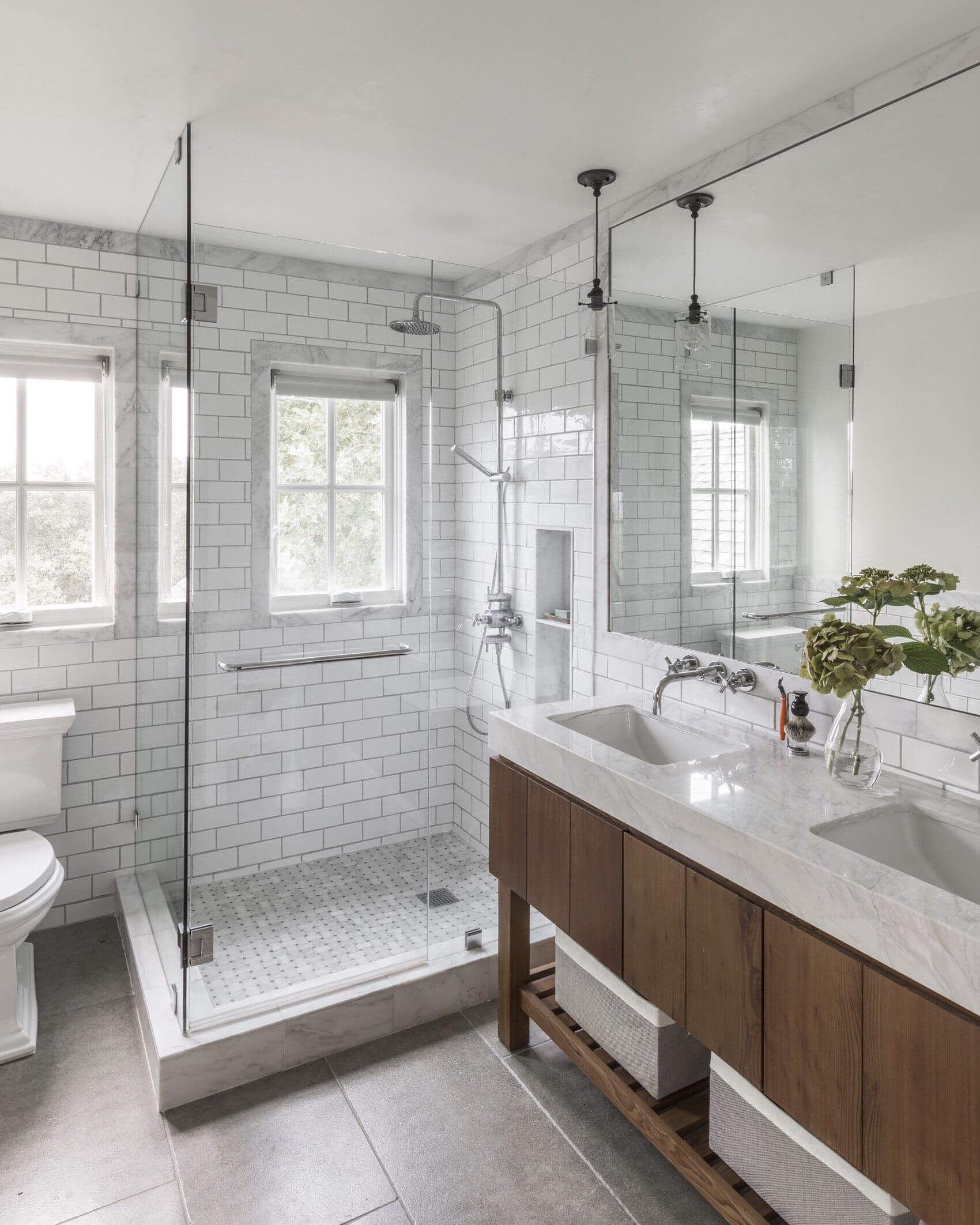 Make Your Bathroom Elegant With These Walk In Shower Ideas