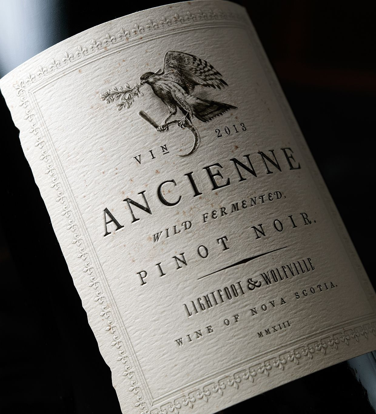 Ancienne on Behance Винный дизайн, Винные этикетки