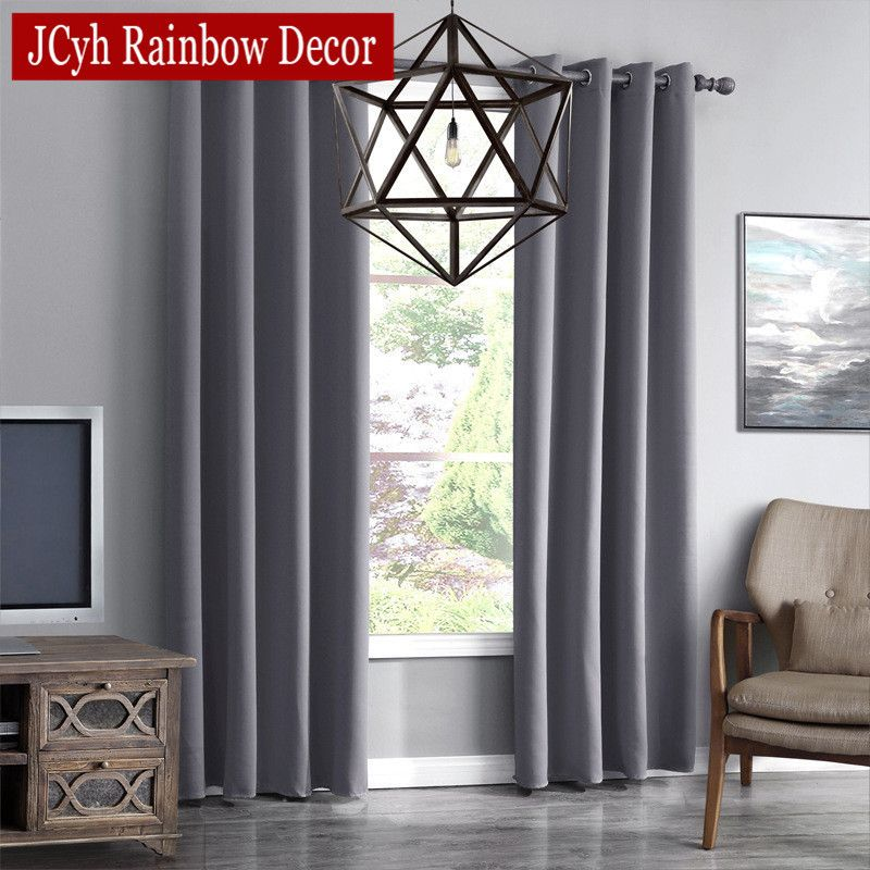 Jrd Modern Blackout Curtains For Living Room Window Curtains For Bedroom Curtains Fabrics Re Curtains Living Room Drapes And Blinds Window Curtains Living Room