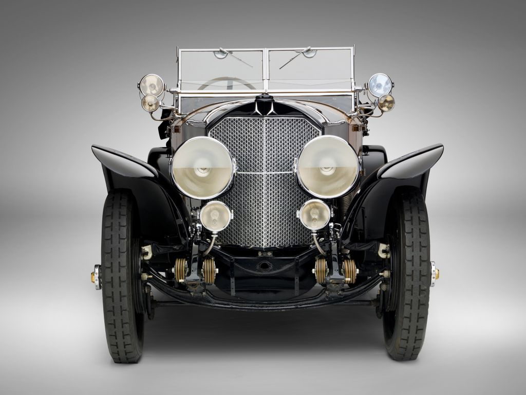 Mercedes 28/95 HP Sport Phaeton '1924 (With images ...