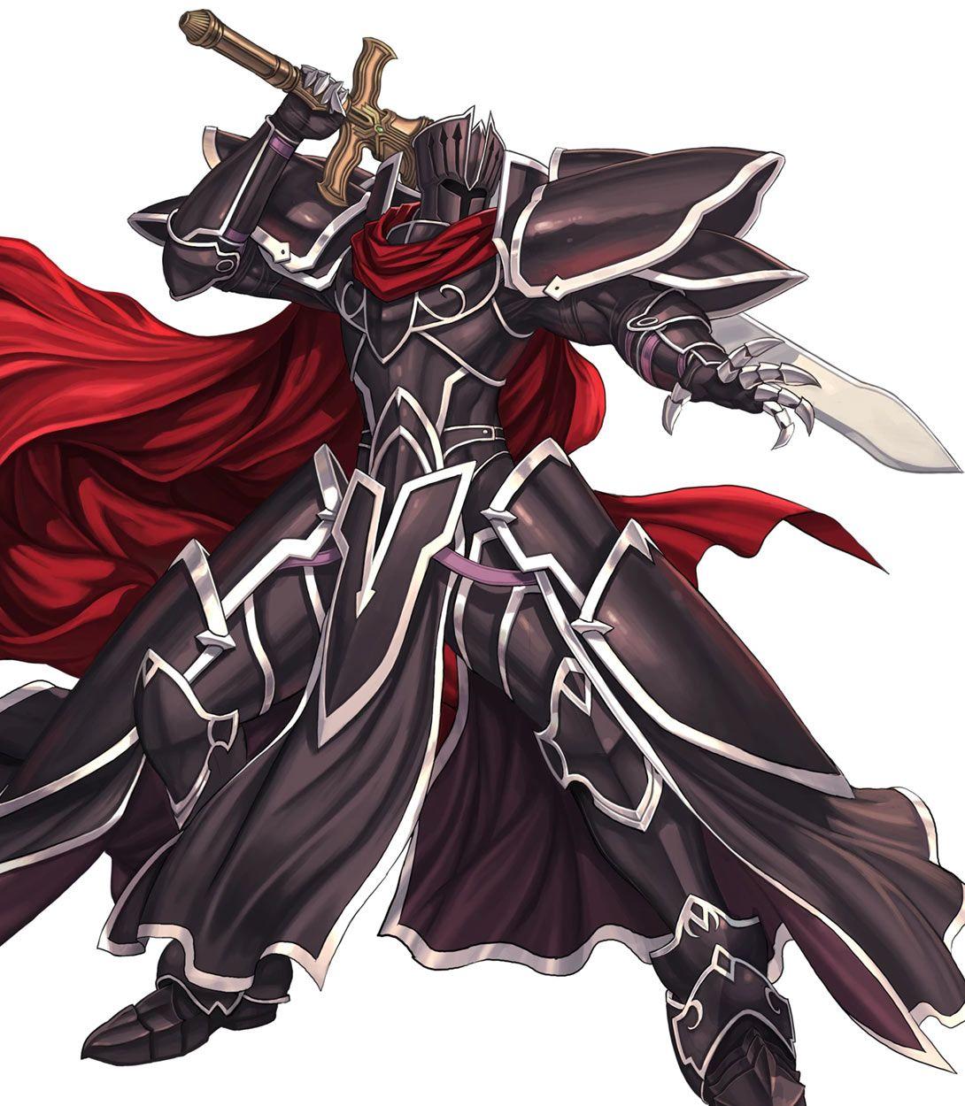 Black knight battle stance knights pinterest knight
