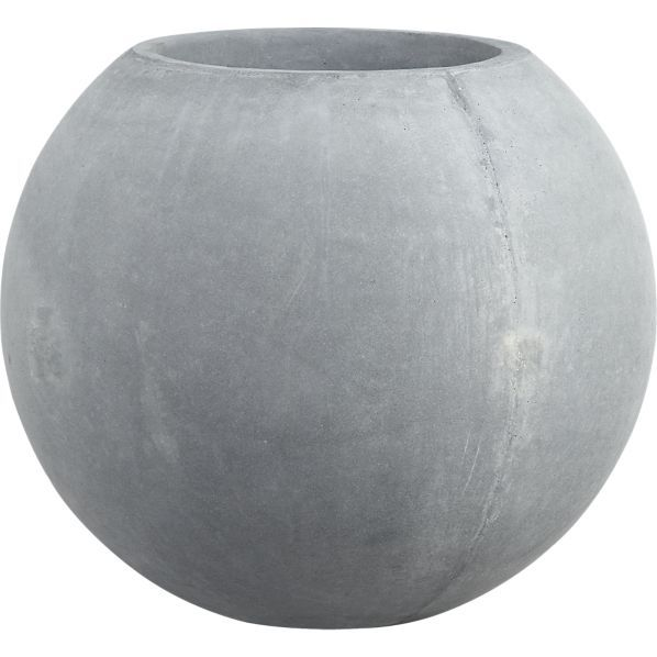 Ball Planter In Home Accents