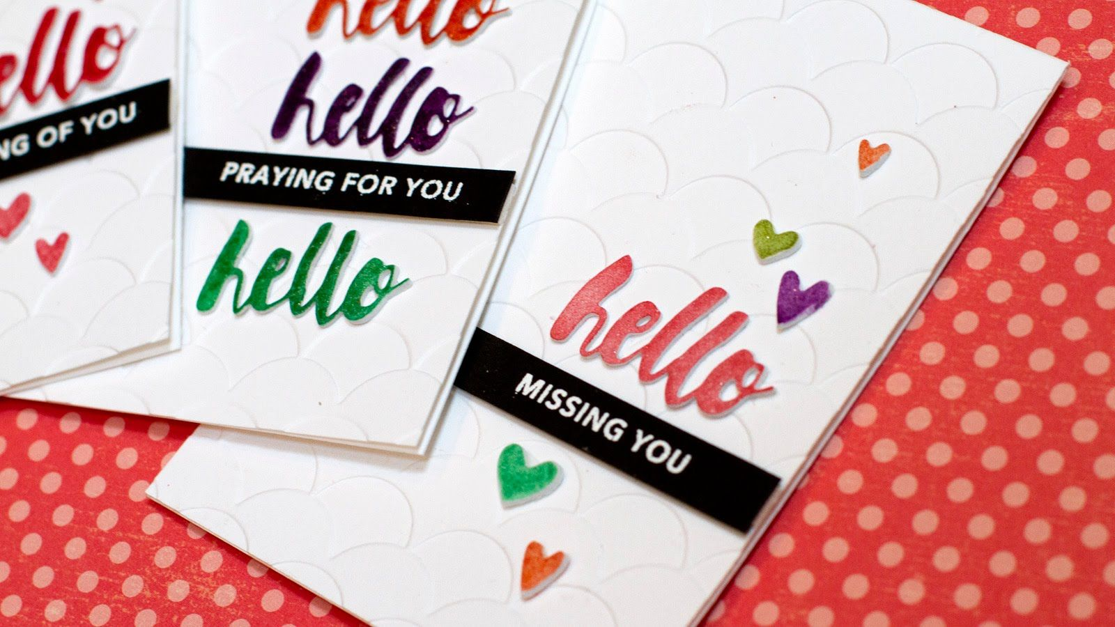 Shrinking Die Cuts + New Simon Says Stamp Ink