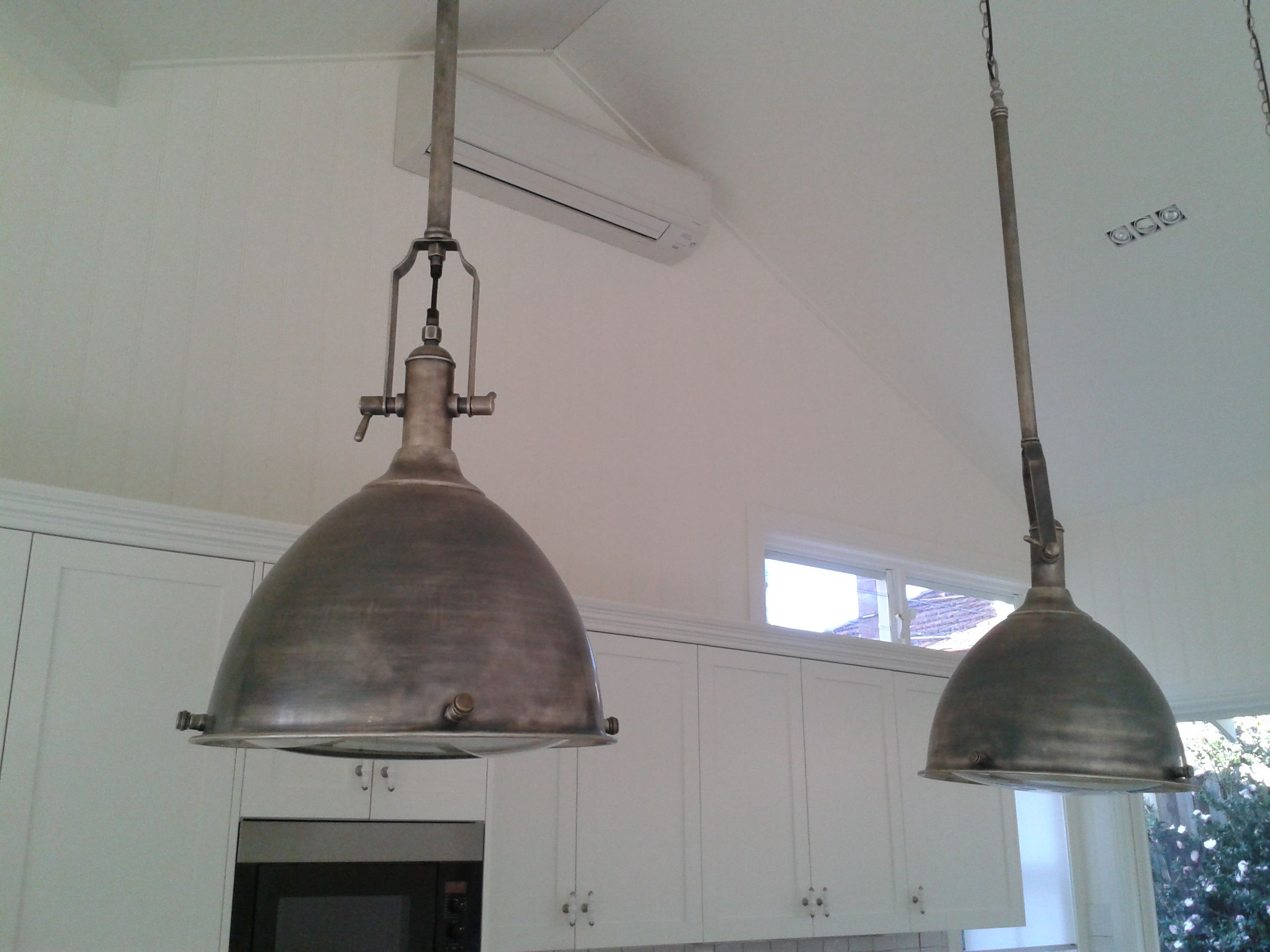 Fantastic industrial pendant lights ann lyndon interiors house