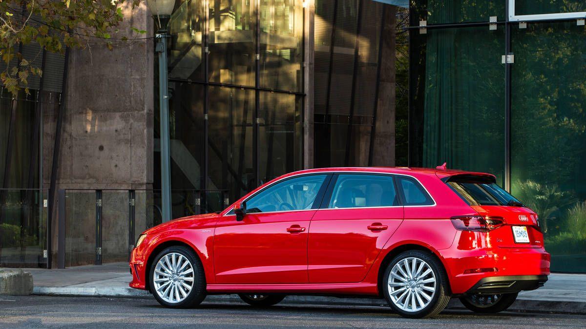 2016 Audi A3 Sportback etron first drive Audi a3