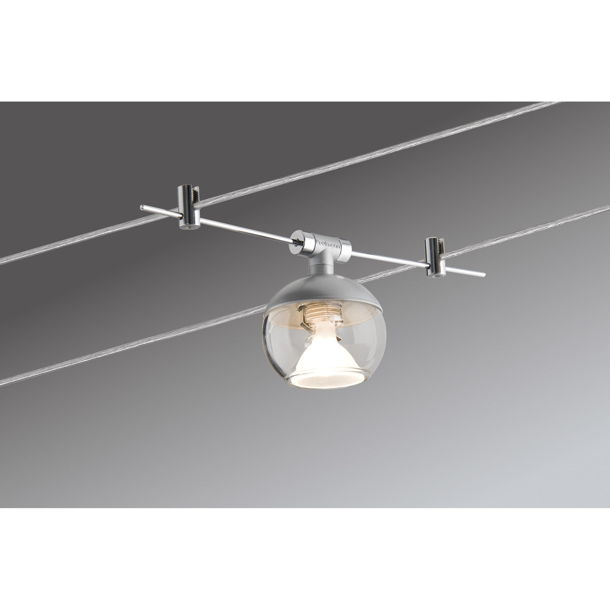 Paulmann Wire 12v 5 Light Globe System Lovely Lights Track Lighting Without Wiring
