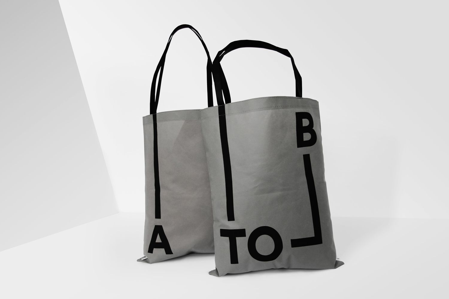 Brand Identity for A-TO-B by Stockholm Design Lab — BP&O