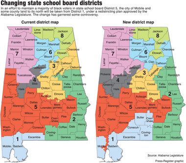 example of redistricting in districts that was ... on map of airports in alabama, map of rivers in alabama, map of city in alabama, map of municipalities in alabama, map of climate in alabama, map of cities and towns in alabama, map of hospitals in alabama,