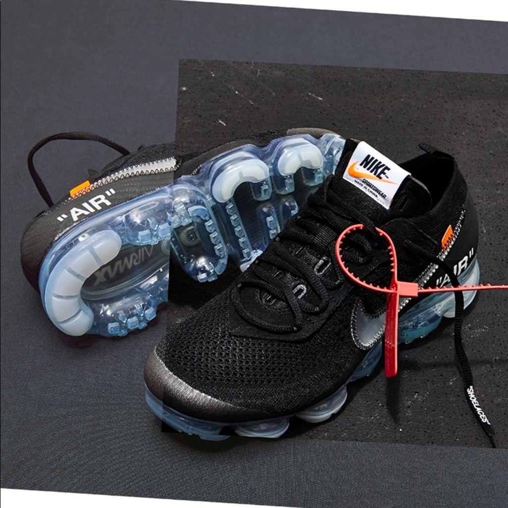Nike Vapormax x Off-white   Stylish