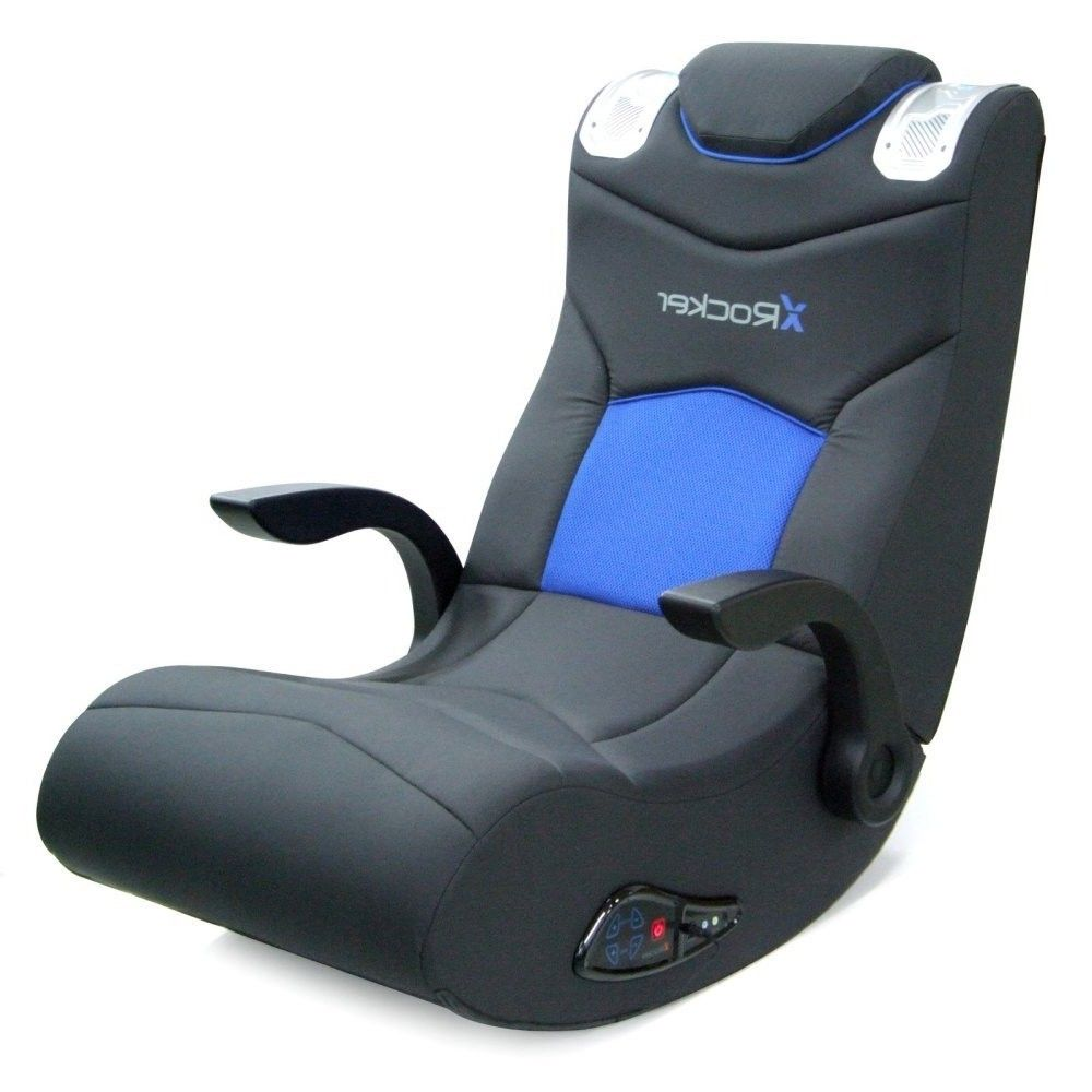 Chairs With Speakers Desk Chair The Range Video Game Superior Gaming