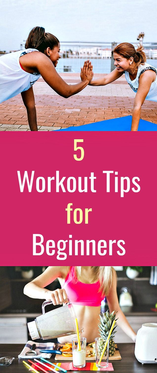 5 Workout Tips for Beginners - Many individuals are reticent to start an exercise routine and hit t...