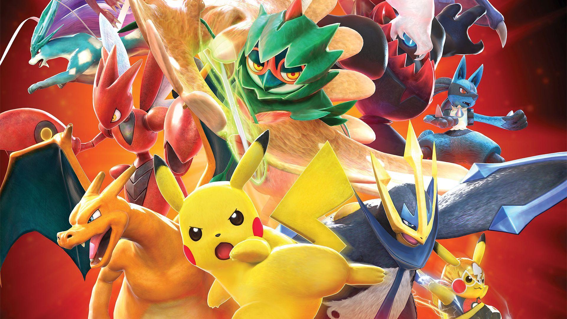Pokémon Tekken DX - Turnier auf der E3 2017 angekündigt