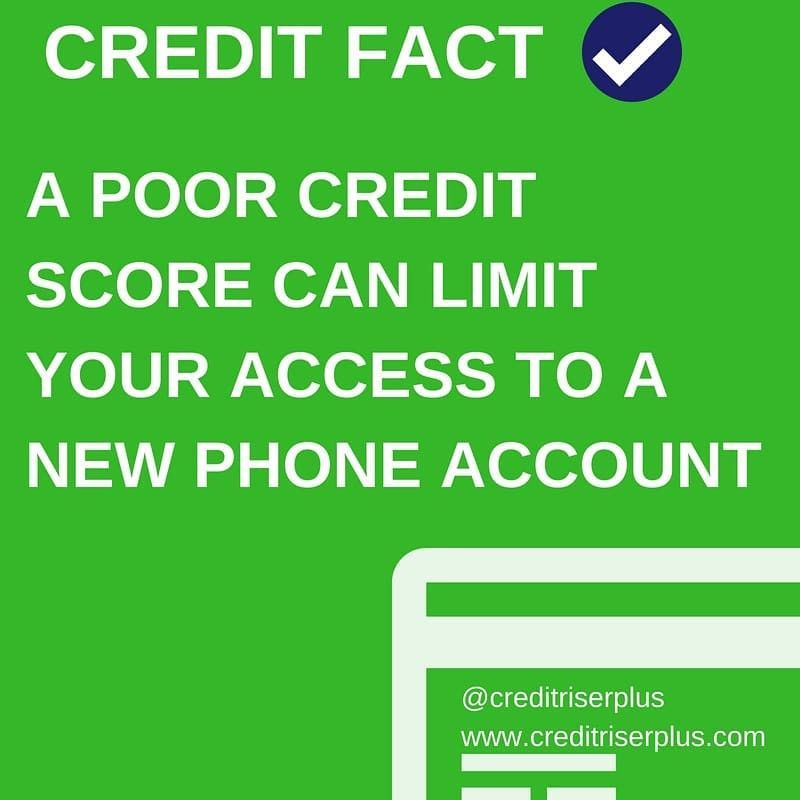 Credit affects so much more than your ability to get a new