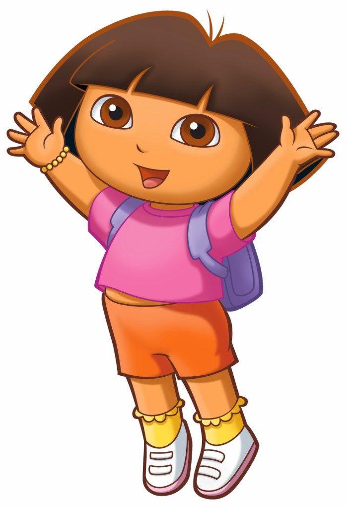 Dora The Explorer Television Modifikasi Sepeda Motor Dora L