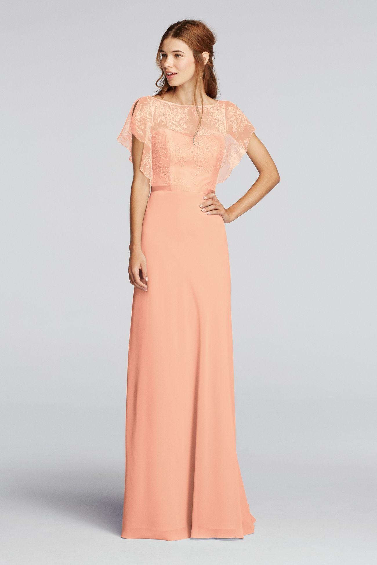 My New Favorite! www.davidsbridal.com/10504697 | Ring dance dress ...