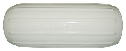 "Taylor Made 1032 Big B Boat Fender 10/""X26/"" White"