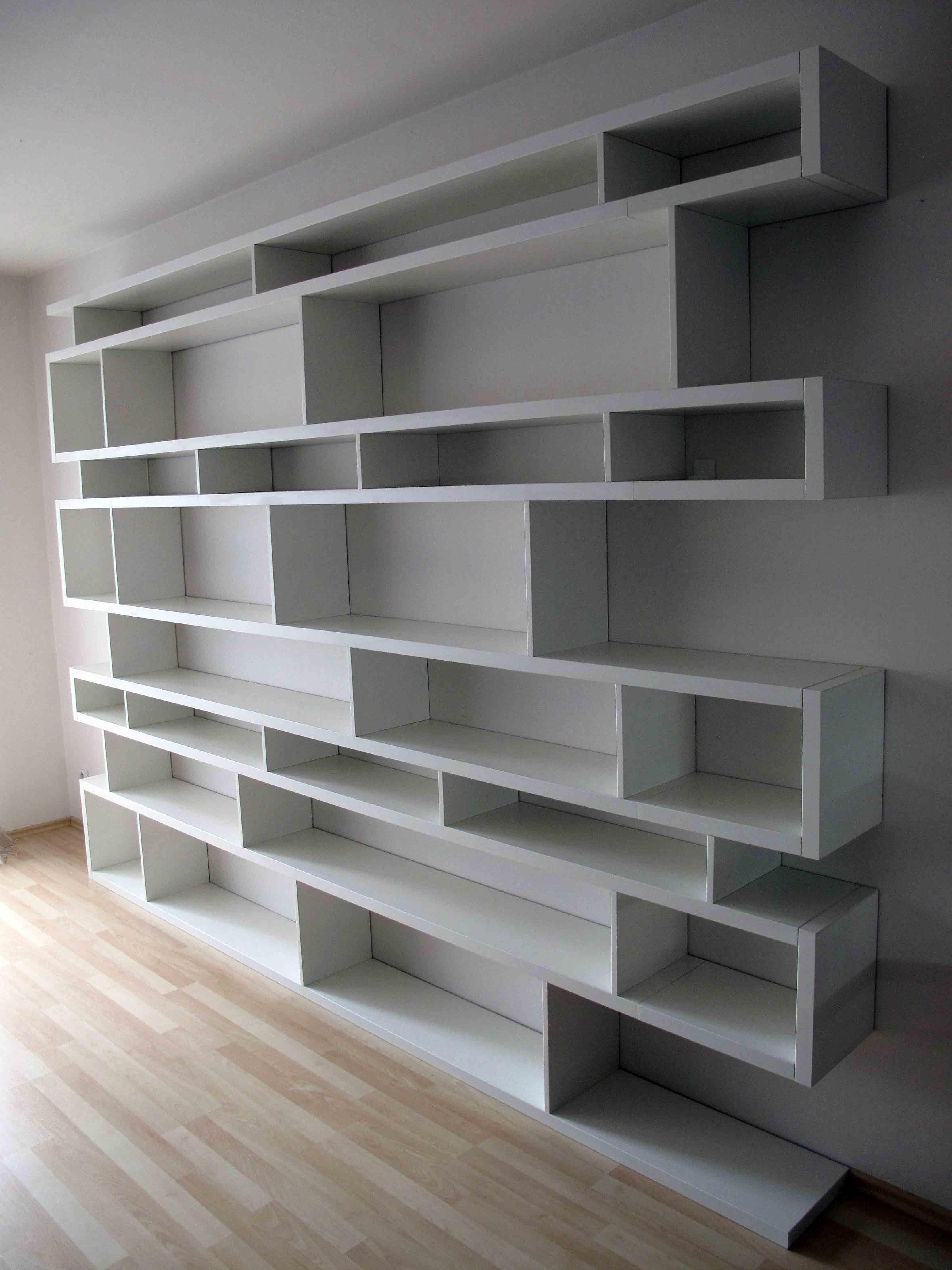 Libreria Scorrevole Fai Da Te knihovna/library/libreria | arredamento, interni