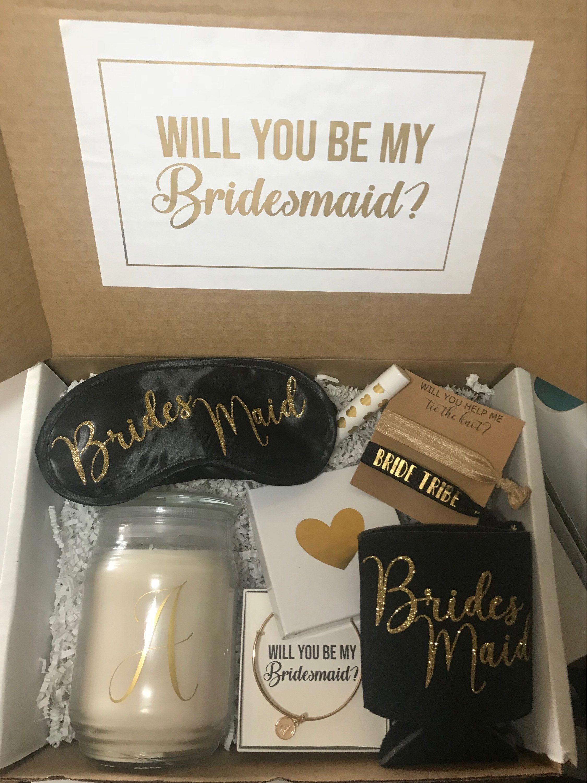 BRIDESMAID PROPOSAL BOX - Will you be my Bridesmaid Box
