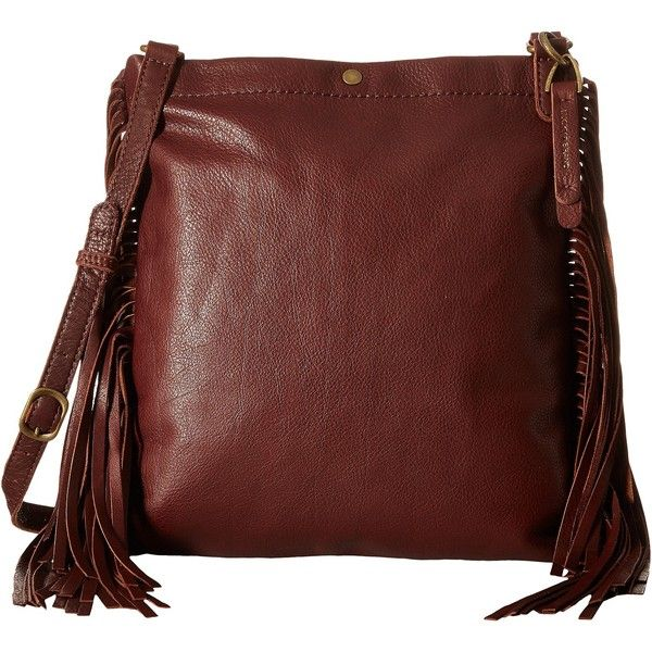 Lucky Brand Rickey Crossbody Brandy Cross Body Handbags 93 Liked On