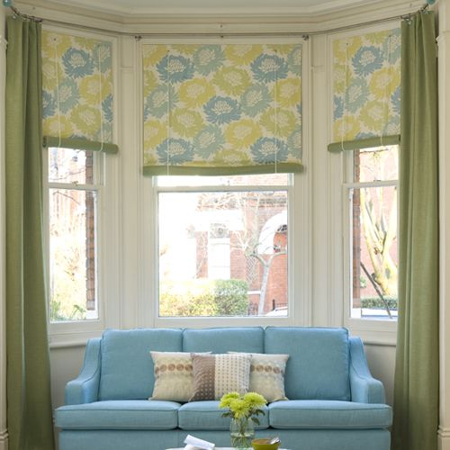 5 Curtain Ideas For Bay Windows Curtains Up Blog: 13 Beautiful Window Dressing Ideas