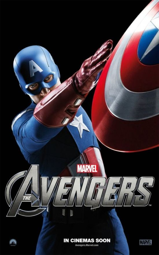 The Avengers Movie Told Through The Eyes Of Captain America