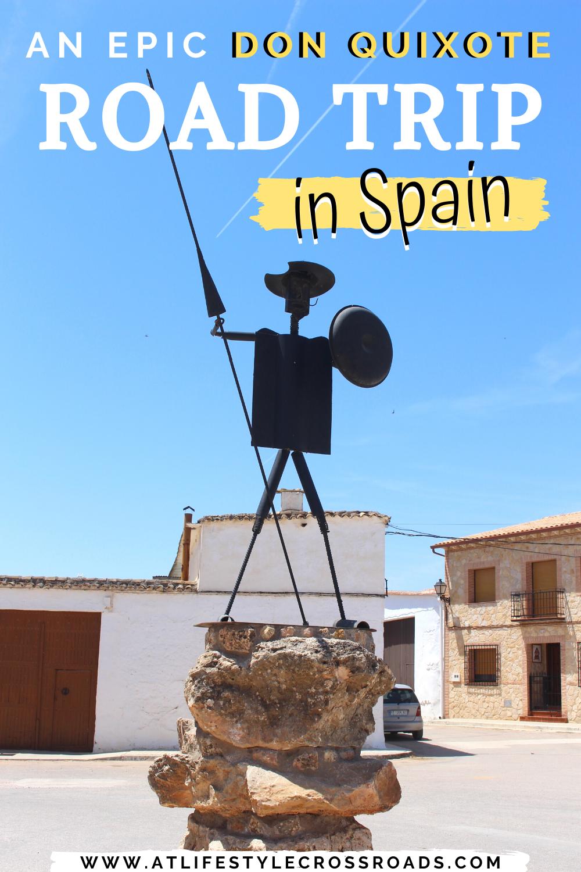 An epic Don Quixote Road trip in Spain: All you ne